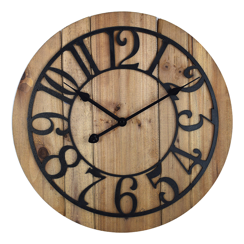 Factory Custom Wooden Alarm Clocks, Wooden Desk Clocks Wooden Wall Clocks