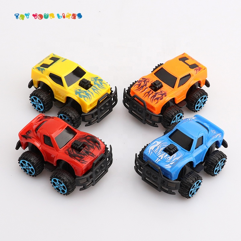 공장 싼 Wholesale Promotion Kids 플라스틱 3D Mini 차 Toy
