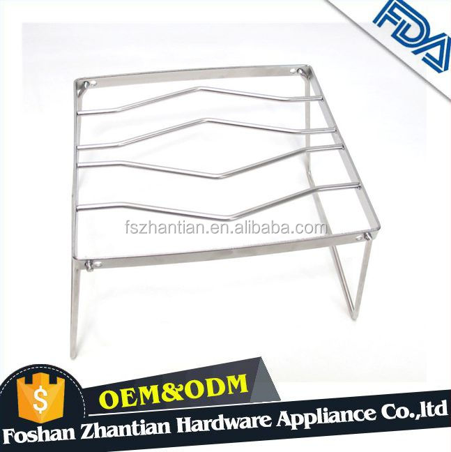 Portable Outdoor Camping Folding BBQ Grill Support Stand/grate//stove stand