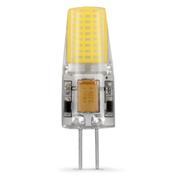 SHENPU Dimmable COB Bulb Replace Halogen Lamp 2700K 2W Led G4 Capsule Bulbs