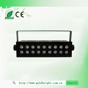 GM402 UV 183 LED With 4 Channels Selectable IR Remote Led Black Light