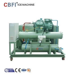 CBFI Industrial Block Ice Maker for ice block factory