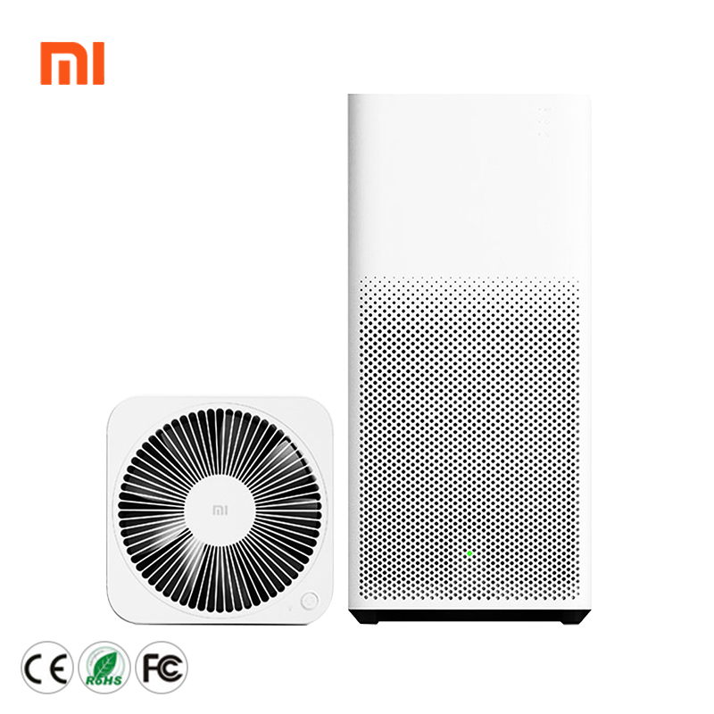 Original Xiaomi Mi <strong>Air</strong> Purifier 2 -Reducing UV Power HEPA-Type <strong>Air</strong> Purifier with Permanent Filter -improve indoor <strong>air</strong> quality