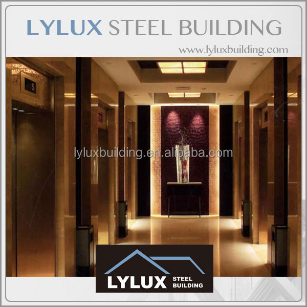 Star Hotel Architecture Design Interior Corridor Elevator Design ...