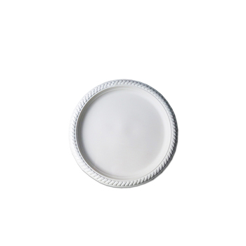 corn starch tableware 7 inch biodegradable disposable plate