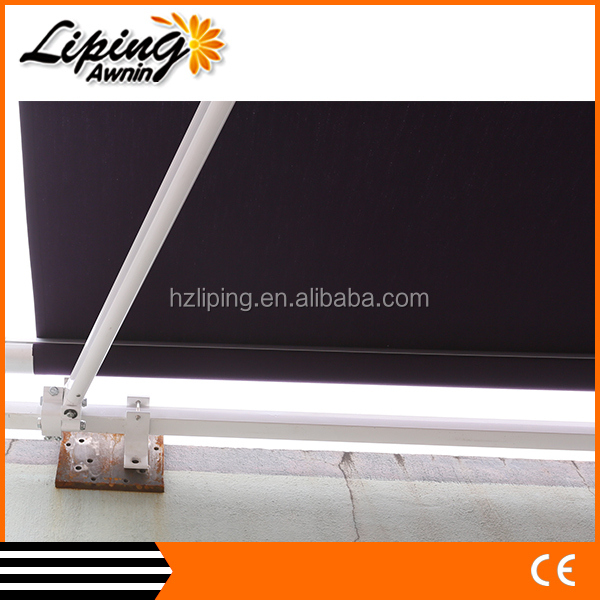 Alibaba Hot Products Aluminium Canopy for Balcony Awnings