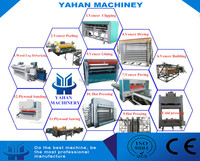 Complete Plywoood production line/ Plywood making machine