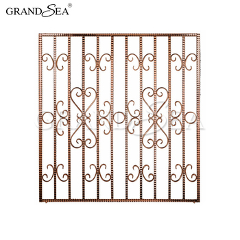 Latest Modern Simple Wrought Iron Grill Design Window Buy Iron