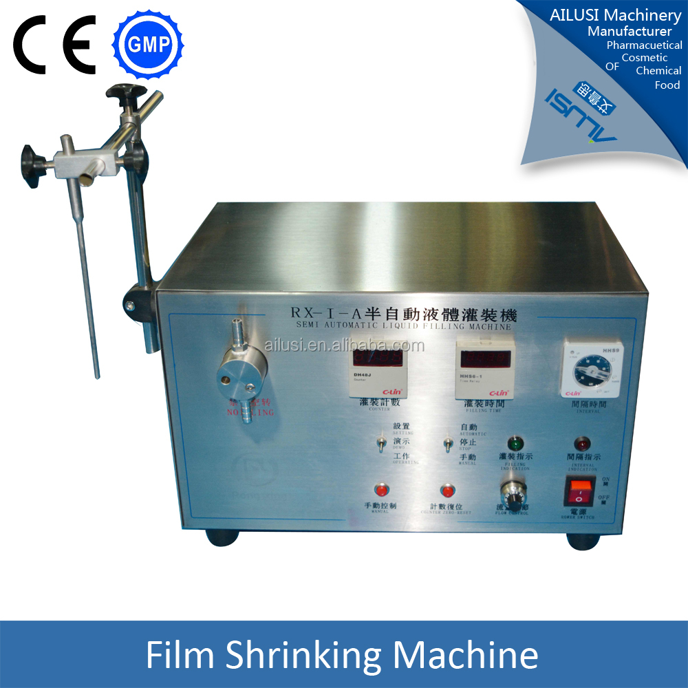 Chemical medical thin liquid, e-cigarette filling machine