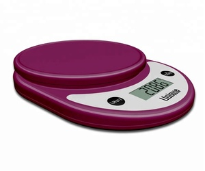 5kg small professional digital readout stainless steel fruit food gram measuring nutrition electronic kitchen weighing scale