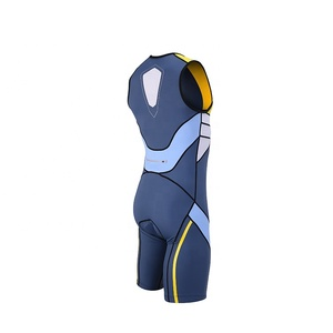 One piece cycling wear Triathlon suit trisuit