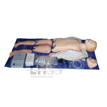 Top Star 2016 Multi- function Nursing doll kid size for CPR Training
