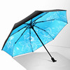 Wholesale Quality Hot Selling Luxury Small Three Fold Fashion Umbrella