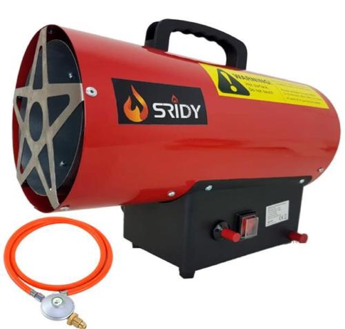 Sridy 40KW Diesel Paraffin Industrial Commercial Heater Space Indoor