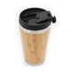 High quality custom new product ideas wooden beer mug with lid