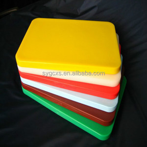 FDA Standard ldpe cutting board with weight