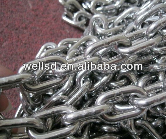 automatic galvanized link chain