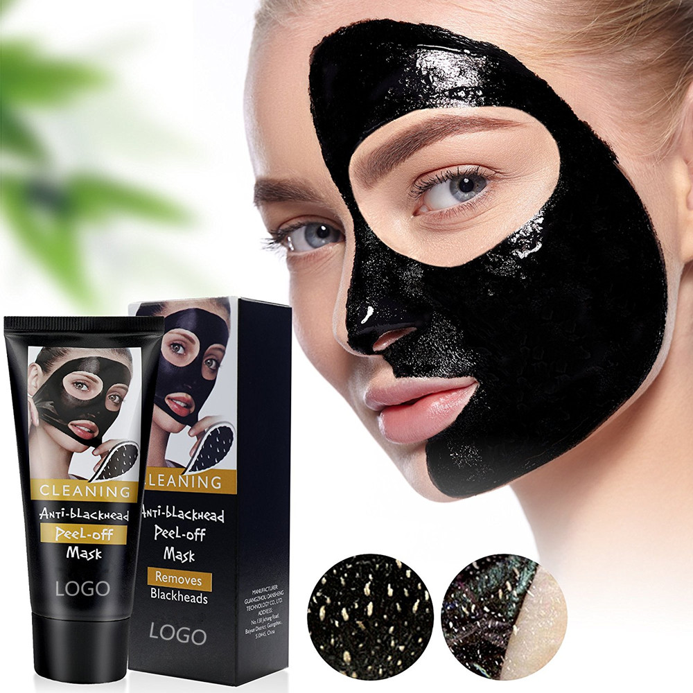 Hot Private Label Blackhead Remover Peel -off Charcoal Face Mask