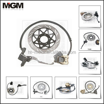 Oem High Quality Titan Motorcycle Parts Motorcycle Disc Brake