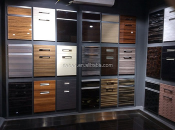 High Gloss High Definition Kitchen Cabinet Door Panels