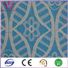 Indian high quality embroidery lace fabrics