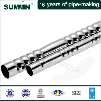 Sumwin High Quality Stainless Steel Tube 201