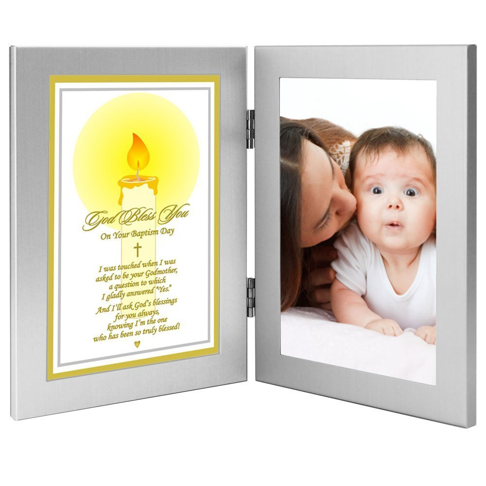 Buy Baptism Gift for Godmother - Sweet Godchild Poem From Godson or ...