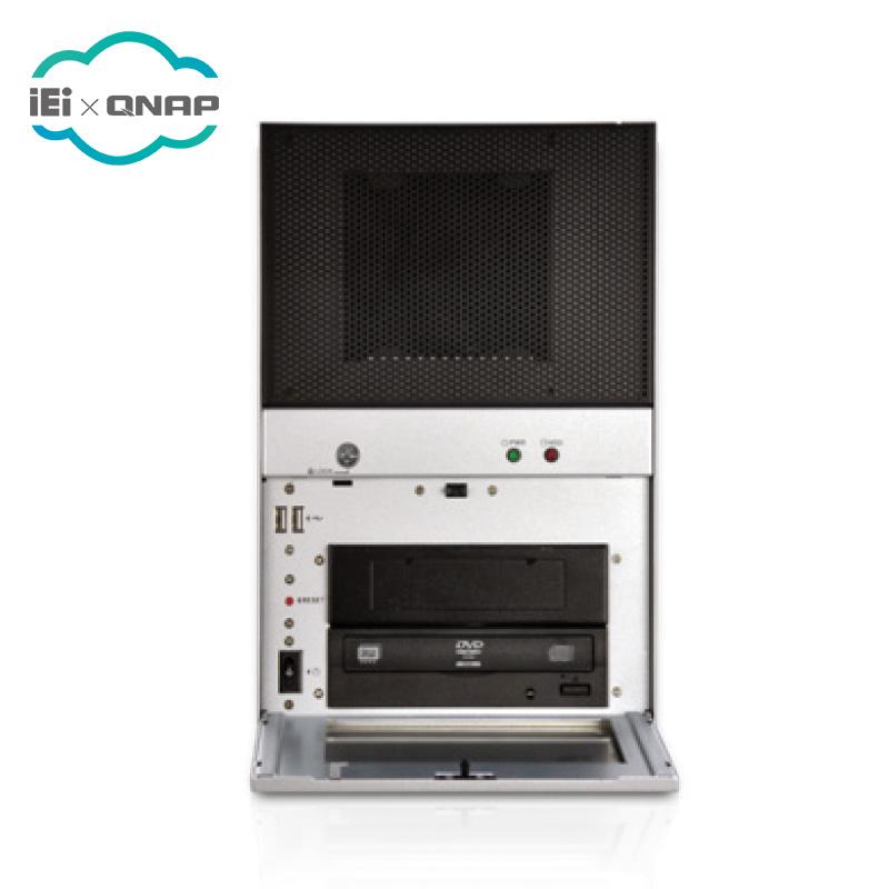 IEI ECA-300-R10 Mini-Tower  1U industrial computer case