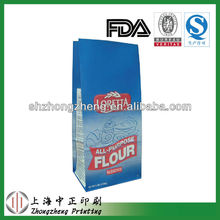 Kraft Paper Valve Bag For Flour Rice