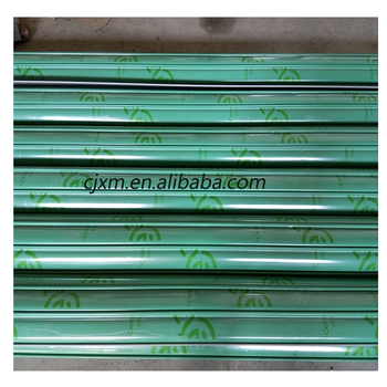 Disegel Tahan Angin Anti-Theft Warna Steel Interior Roll Down Pintu