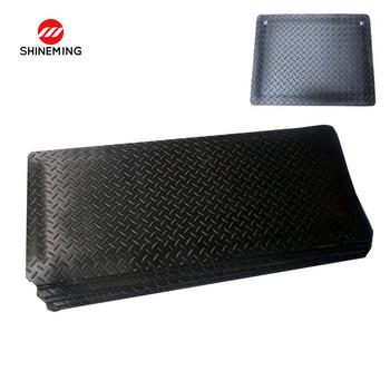 Black Esd Antifatigue Mat For