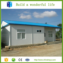 2017 Prefabricated cottages prefab simple house design in Nepal