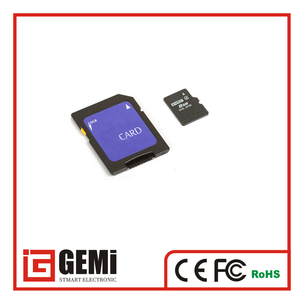 2015 High quality free sample 100% Full Capacity wifi memory card OEM