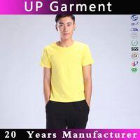 Factory garment company tie dye printed t-shirt