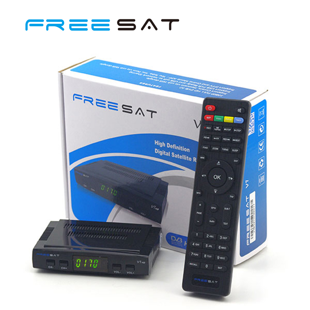 simple operating hot sell dvb-s DDR2 RAM tv box starmax digital satellite receiver