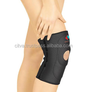 Elastic Medical Neoprene Knee Band With Opening For Kneecap Buy