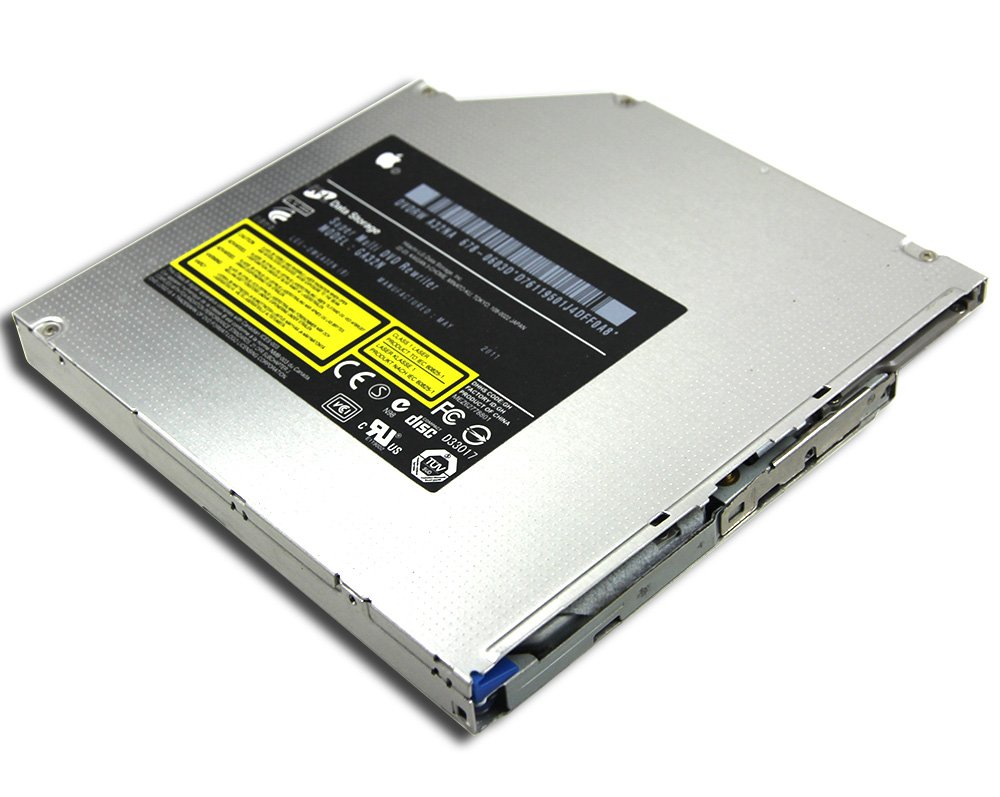"Brand New for Apple iMac 27"" 27-Inch Mid-2010 MC784LL/A A1312 Computer 8X DVD RW RAM DL Writer SuperDrive Super Multi 24X CD-R Burner Slot-in 12.7mm SATA Optical Drive Replacement"