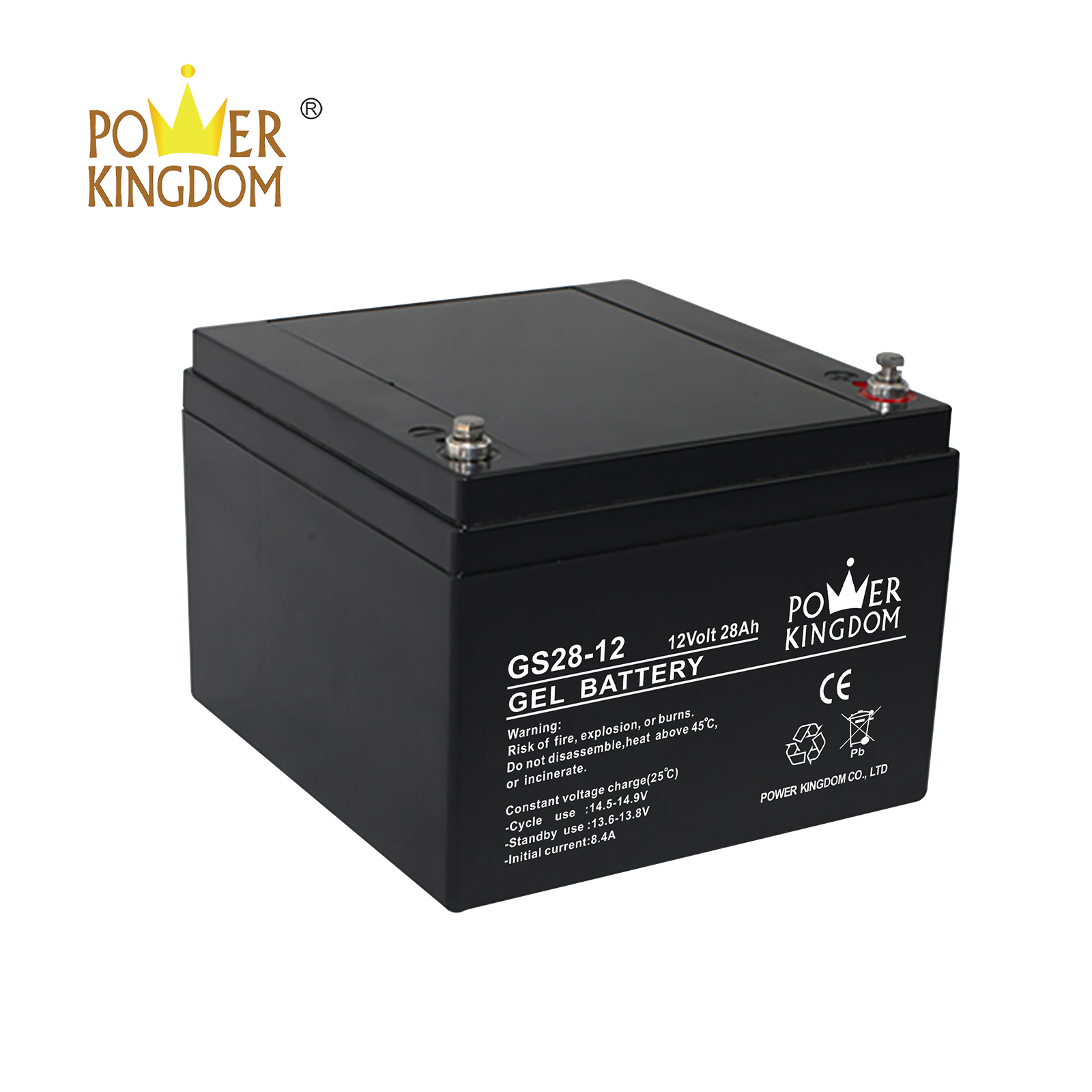 Power Kingdom High-quality lead acid battery backup with good price medical equipment-2