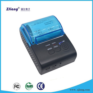 POS-5805DD for Android+IOS+Windows Business 58mm Printer Price Bluetooth Thermal Receipt Printers for Sale
