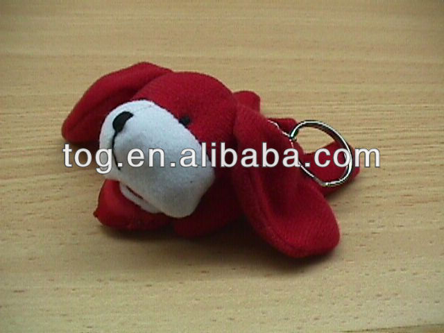 OEM Customized Lovely Plush Whale Key Ring Stuffed Sea Animal Toy Keychain