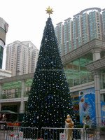 outdoor giant 10 meters christmas tree