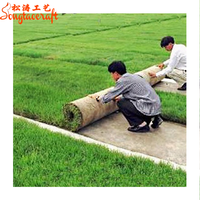 Selling buffalo chinese artificial turf grass for garden