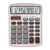 Solar Battery 956g cleanroom cheap calculators in bulk with green display