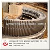 large diameter spur gear rim used for coal mill