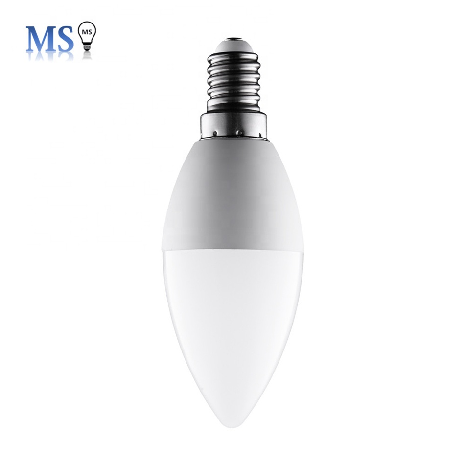 Professional manufacturer 5w candle light led bulb