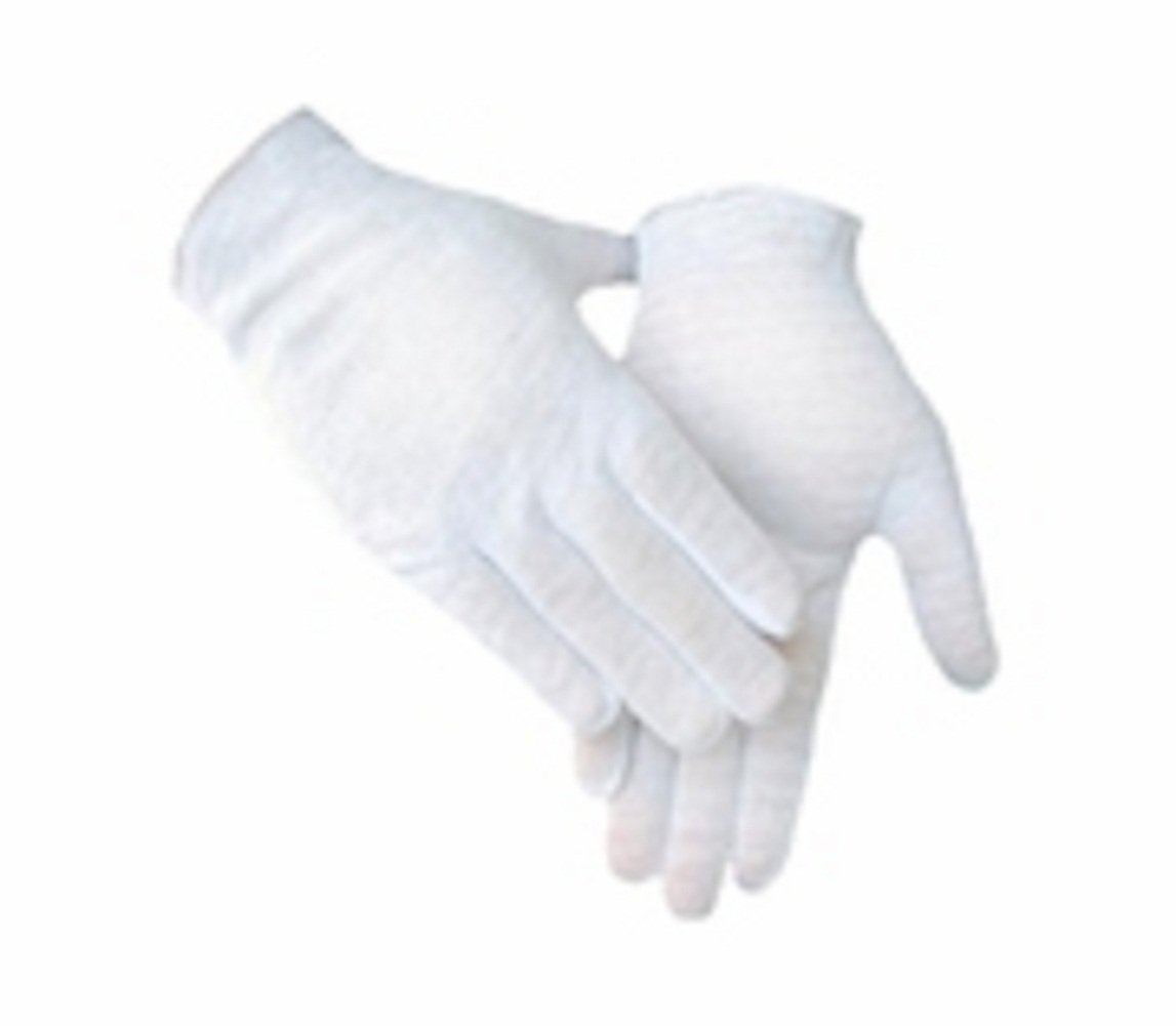 Gloves-Childs White Cotton Small