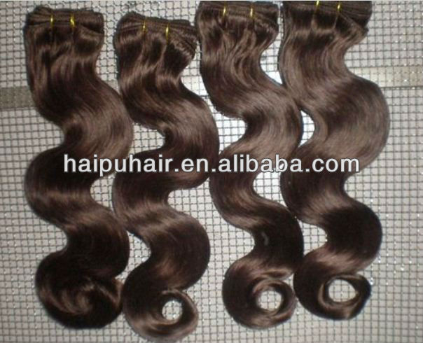 "Now Body Wave 18"" Synthetic Hair Extensions Heat Resistant Synthetic Weaves Beauty Brazilian Body Wave"