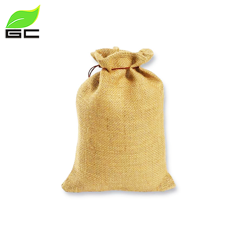 Wholesale Cheap Price Jute Bag For Wheat 50KG  custom printing