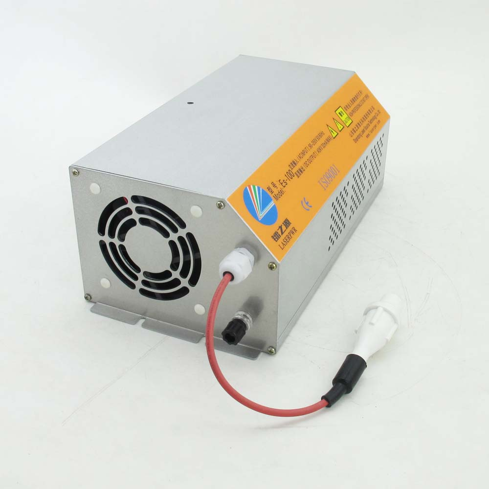 EFR F4/ZS-1450 Co2 Gas Laser Tube Power Supply Es100 Producer