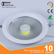 China supplier slim led downlight 3 years warranty Cob led lighting made in China